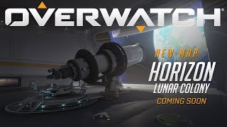 [NOW PLAYABLE] Horizon Lunar Colony   New Map Preview   Overwatch