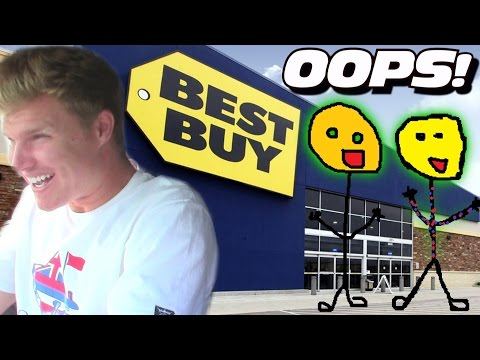 Blown Eardrum BASS at BEST BUY Funny 1st Time Reactions to Loud Car Audio Subwoofer BASS Demos