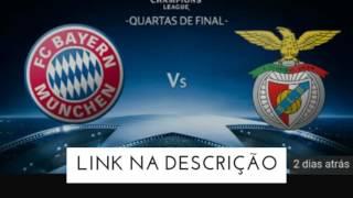 Bayern de Munique x Benfica Ao Vivo HD