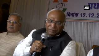 Rahul Gandhi said opinion of every MLA to be considered in deciding CLP head: Kharge - #ANI NEWS