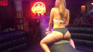 Gilleys Las Vegas 6/8 bikini bull riding