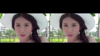 3D HOT GIRL - 3D SBS Side By Side [CARDBOARD 3D]