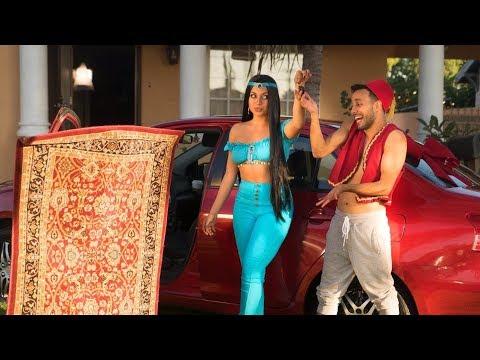Aladdin Gets a Car! | Anwar Jibawi