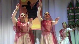 Kathak Chakkar Dance Group Moscow