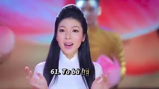 Kinh Chú Đại Bi chuyển thành bài hát đủ 21 biến
