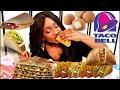 MUKBANG: MY FAVORITE FOODS AT TACO BELL! EATING SHOW! YUMMYBITESTV