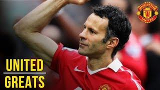 Ryan Giggs | Manchester United Greats