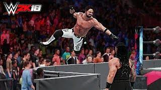 WWE 2K18 Top 10 Extreme Phenomenal Forearms!!