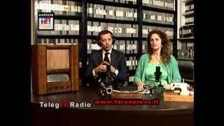 Intervista ad Alessandro Basso - Teleg in Radio Sassari - Edizione 11/10/2013