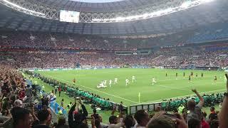 kieran Trippier goal for England vs Croatia in World cup 2018 semi final 11/7/2018