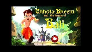 Chhota Bheem Throne of Bali Game | Availbale on Play Store