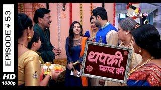 Thapki Pyar Ki - 24th July 2015 - थपकी प्यार की - Full Episode (HD)
