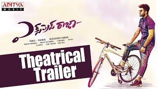 Express Raja Theatrical Trailer II Sharwanand || Surabhi || Merlapaka Gandhi