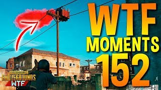 PUBG WTF Funny Moments Highlights Ep 152 (playerunknown