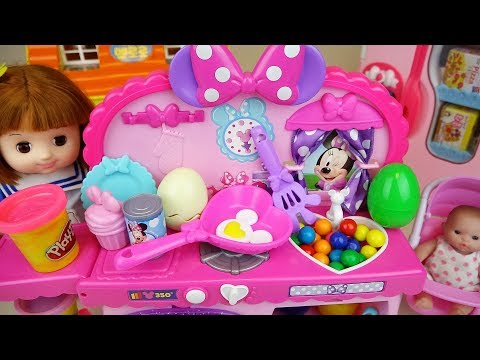 Xxx Mp4 Baby Doll Play Doh Kitchen Cooking Play And Surprise Eggs Play 3gp Sex