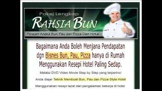Resepi Dan Cara Membuat Pizza Mudah Yang Sedap