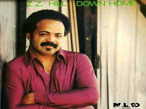 DOWN HOME BLUES ZZ Hill