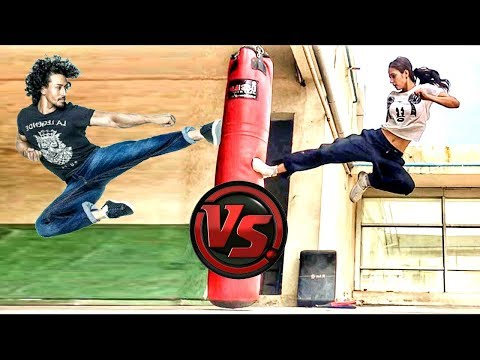 Xxx Mp4 Tiger Shroff Vs Disha Patani S LIVE STUNTS Tiger Shroff Stunts Disha Patani Stunts 3gp Sex