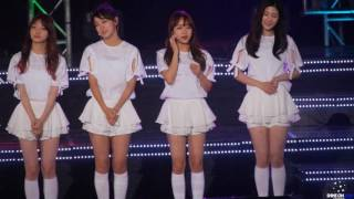 160510 KNN 러브FM 개국 축하 콘서트 아이오아이 IOI 최유정 똑똑똑 직캠