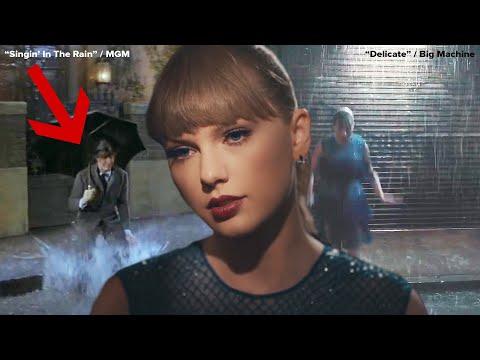 Xxx Mp4 Decoding Taylor Swift S Delicate Music Video 3gp Sex