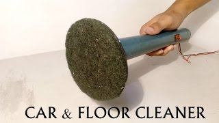 How to Make Car Washer /Floor Cleaner