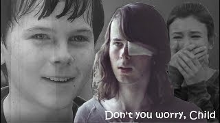 Carl Grimes II Don't you worry child [TWD +8x11]