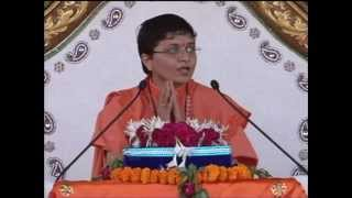 Gita Didi Katha At Bapunagar - Day 1 part 2 | 17 Nov 2012
