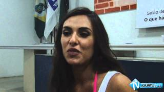 TV Iguatu.Net: Nicole Bahls visita Iguatu ok