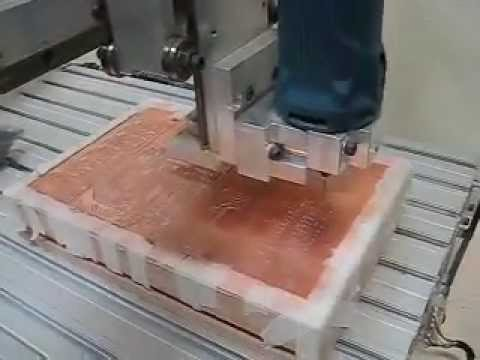 Milling Machine for PCB