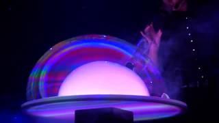 unbelievable smoke & bubbles show