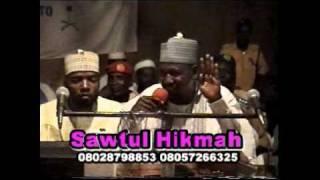 DVD#140 TAFSIR QURAN( HAUSA), SHEIKH MOHAMED KABIR GOMBE, NIGERIA#14