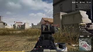 PUBG VS Noobs Prone Double Kill