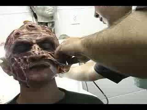 apresentação arterror parte 1 maquiagem de terror