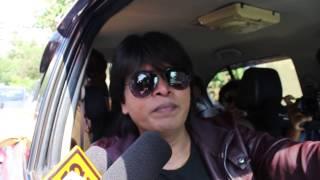 Jr. SRK Raju Rahikwar Blessing Happy Birthday To Super Star Shahrukh Khan At Mannat