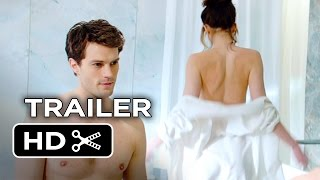 Fifty Shades of Grey TRAILER 1 (2015) - Dakota Johnson, Jamie Dornan Romance Movie HD