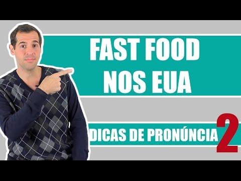 watch Dicas de Pronúncia em Inglês | Fast Food nos EUA
