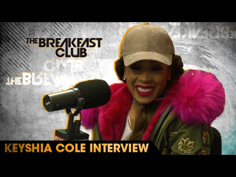 Keyshia Cole Talks Past Relationships No New Friends & Her Single You