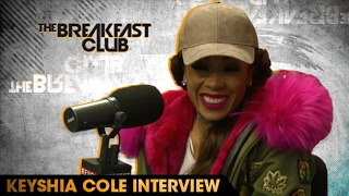 Keyshia Cole Talks Past Relationships, No New Friends & Her Single