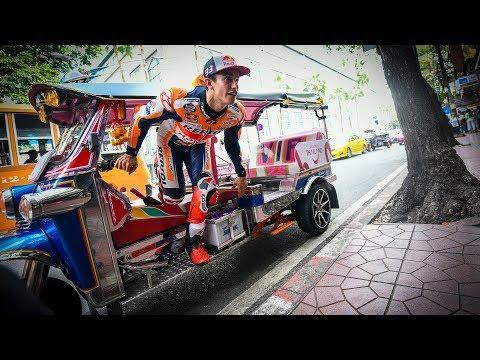 Xxx Mp4 Bangkok To Buriram Marquez S Banging Arrival To Thailand 3gp Sex