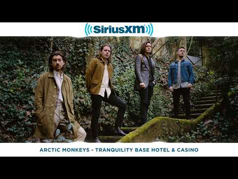 "Arctic Monkeys ""Tranquility Base Hotel & Casino"" (Live at SiriusXM)"