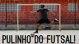 Como driblar seu adversário: Pulinho do Futsal - #28 - FOOTZ