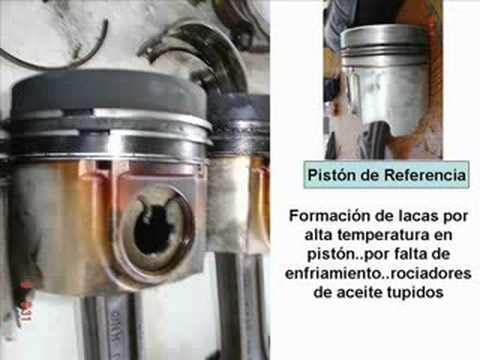 Consecuencias de la combustion incompleta en motores Diesel
