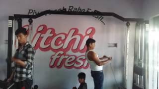 Karshan pandit hifi fitness gym vishjosh ankit