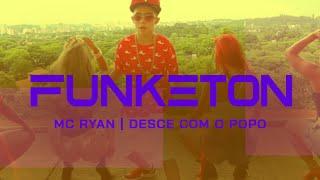 MC Ryan - Desce com o Popo (TOM PRODUÇÕES)
