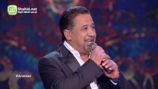 Arab Idol – العروض المباشرة –  الشاب خالد – روحي يا وهران