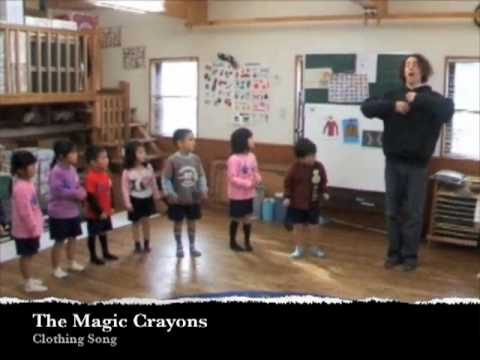 English clothing song for Kids. My shirt jacket socks shoes yeah