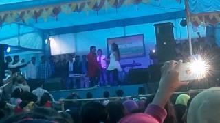 Lalgola Clg duet dance 2017