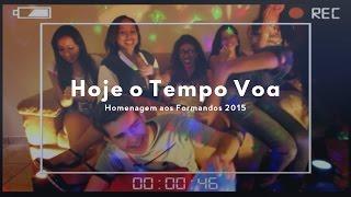 Formandos 2015 - Clipe