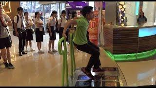 Arcade Dancing Level TEEN ASIAN BOY