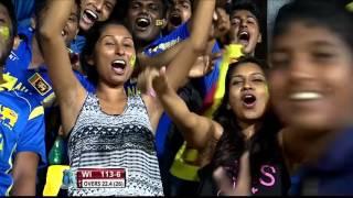 Highlights: 1st ODI at R Premadasa – Windies in Sri Lanka 2015